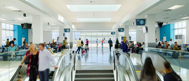 SBD Domestic Terminal Interior